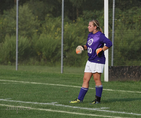 Girls Soccer fall 2012